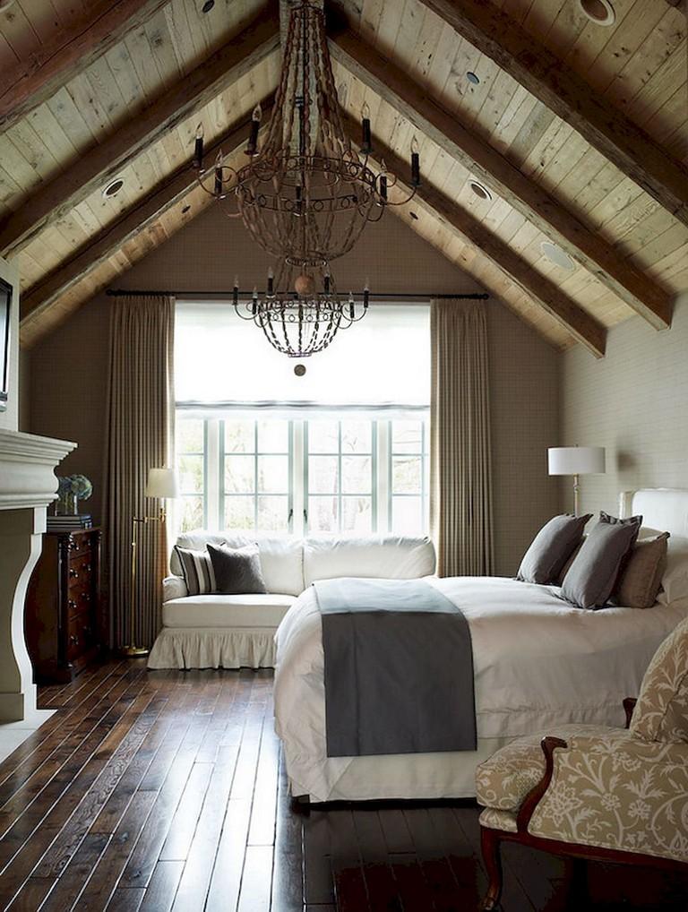 Rustic Master Bedroom: 35+ Incredible Rustic Farmhouse Master Bedroom Design