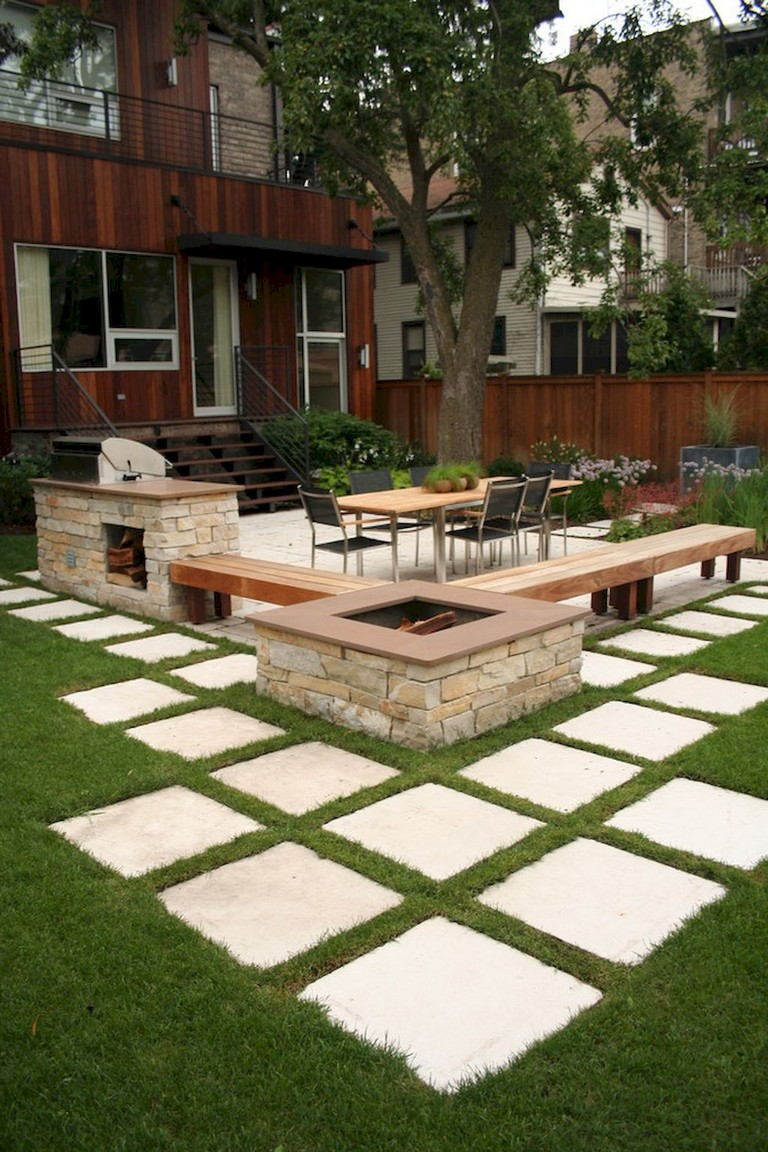 45+ Cool and Cozy Small Backyard Seating Area Ideas - Page ...