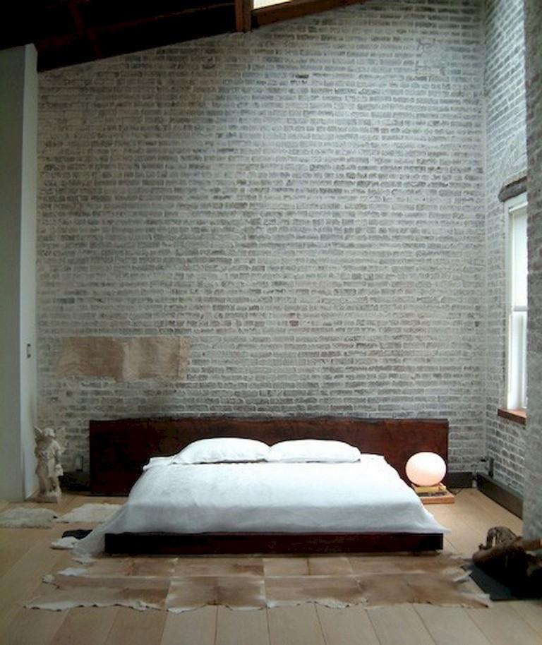 50 Smart And Creative Bedroom Wallpaper Decor Ideas