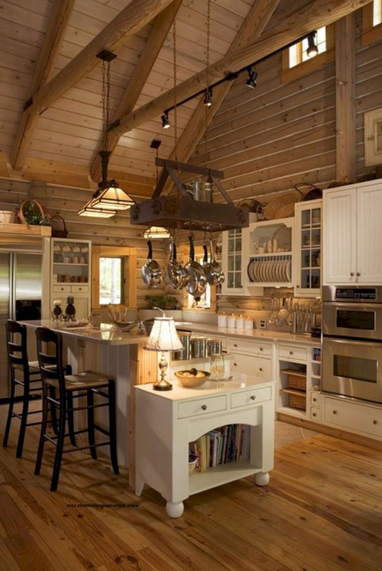 20+ brilliant Rustic Farmhouse Kitchen Island Ideas - Page ... on Rustic:yucvisfte_S= Farmhouse Kitchen Ideas  id=87262