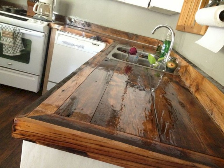 Rustic Farmhouse Kitchen Island Ideas