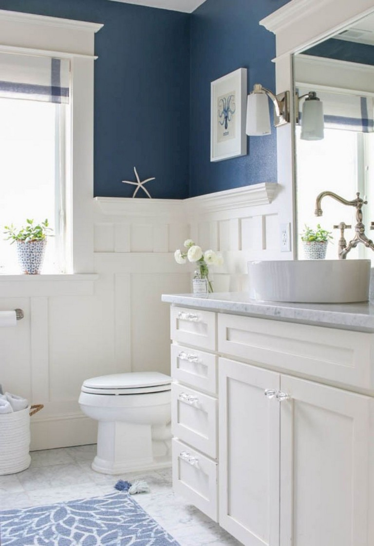 35+ favored Coastral Nautical Bathroom Decor Ideas
