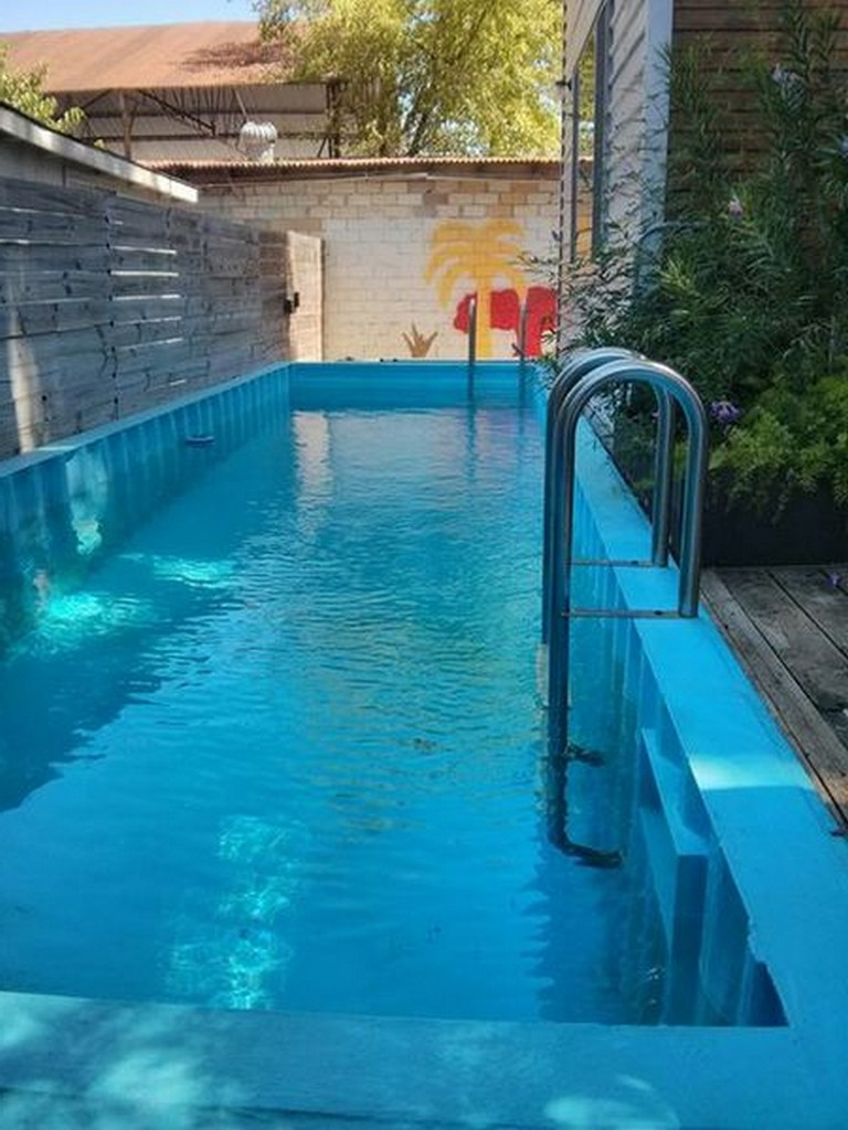 85+ Good and Simple Shipping Container Swimming Pool Ideas ...