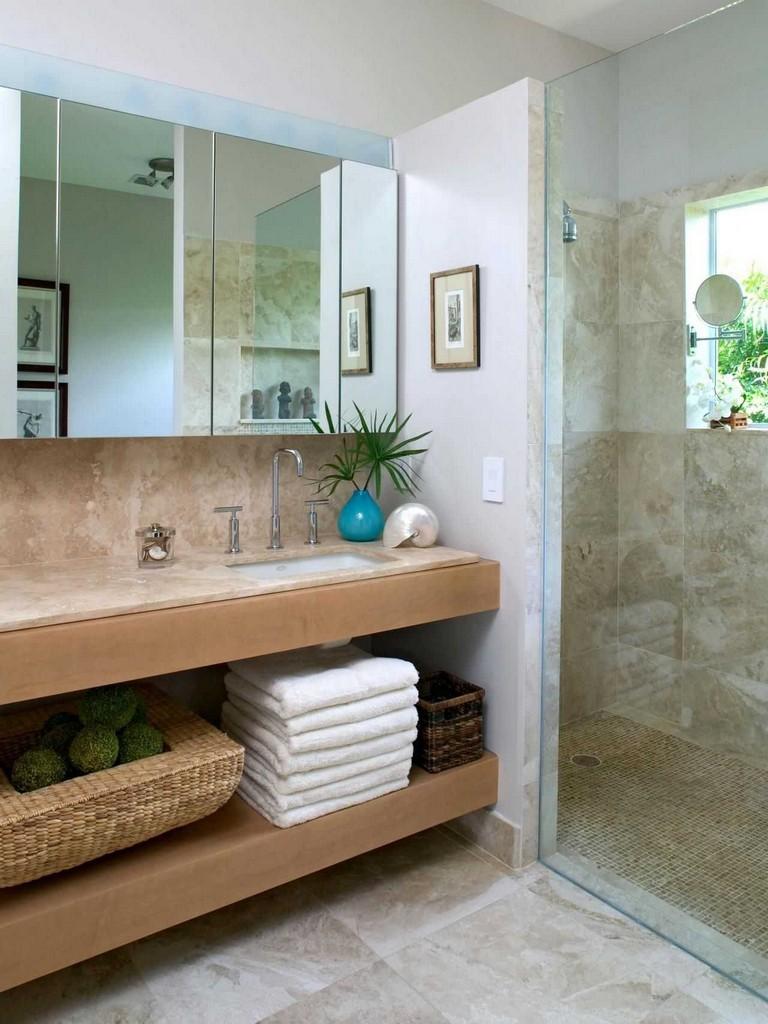 15+ Amazing Coastal Bathroom Designs - Page 4 of 17