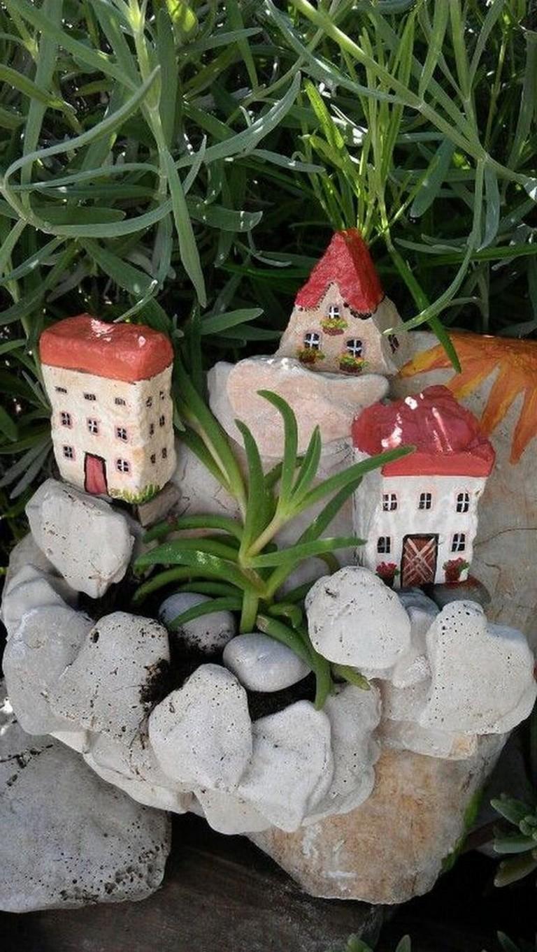 40 Creative Diy Garden Art Painted Rocks