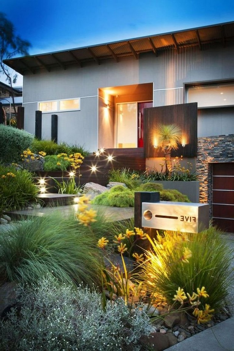 50+ Fabulous Low Maintenance Front Yard Landscaping Ideas on Low Maintenance:cyizg0Gje0G= Backyard Design  id=92249