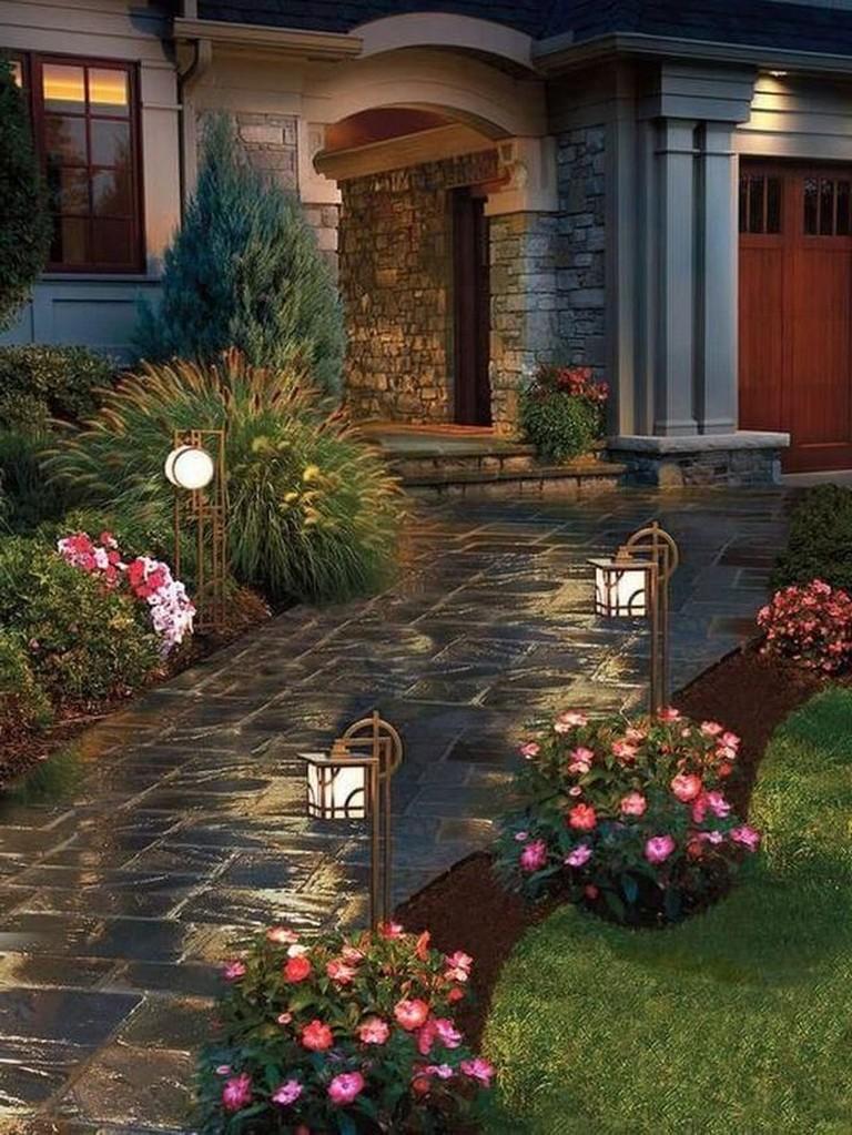 50 Fabulous Low Maintenance Front Yard Landscaping Ideas