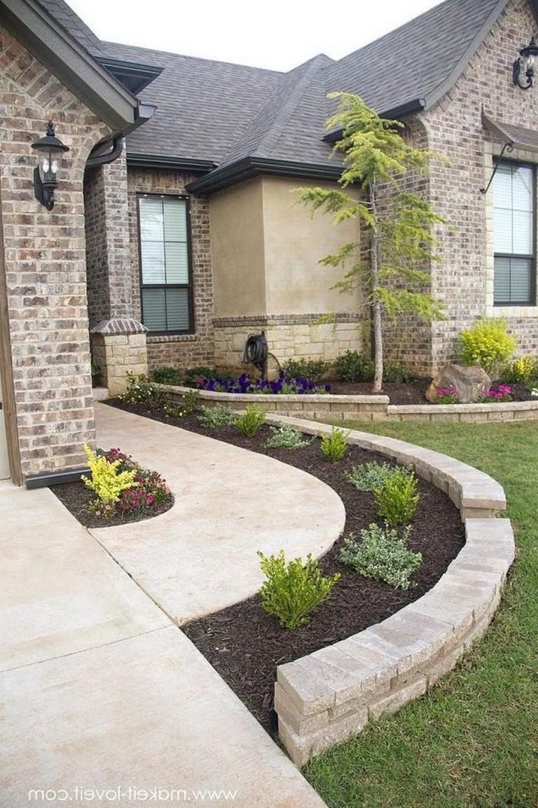 20+ Fabulous Low Maintenance Front Yard Landscaping Ideas