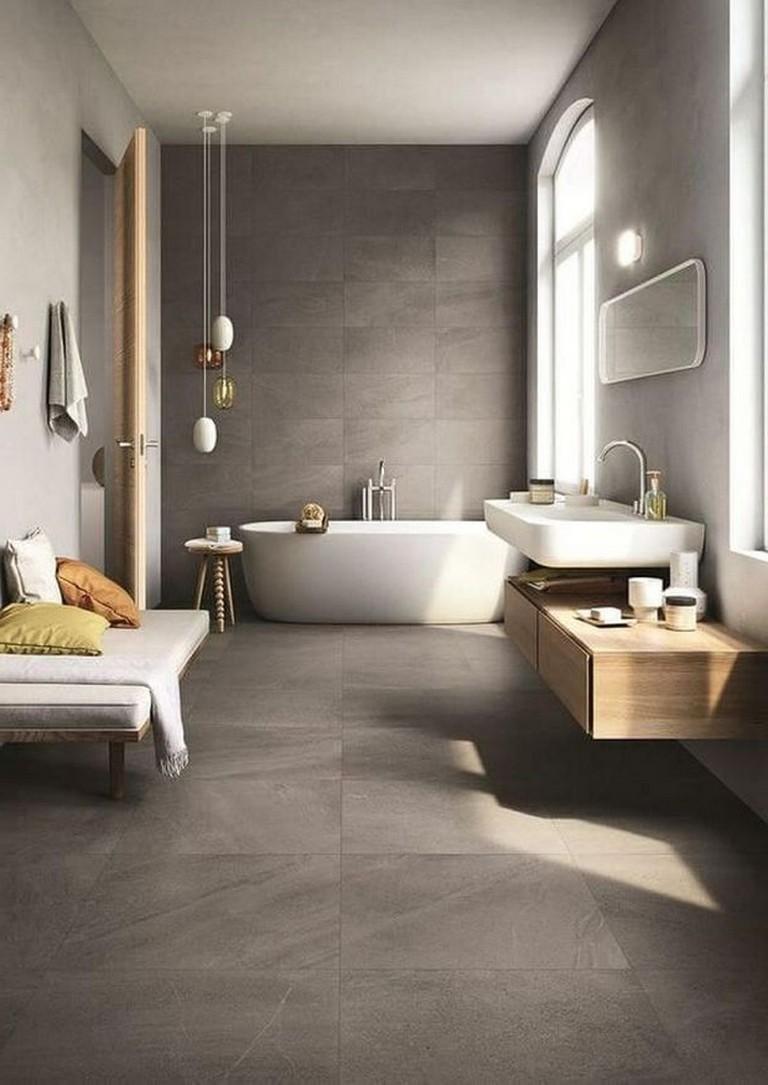 Bathroom Interior Design: 55 Minimalist Bathroom Interior Design Ideas