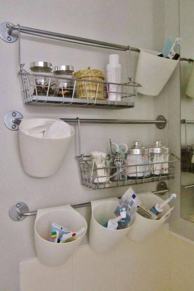 35 Fabulous RV Storage Ideas For Small Your Bathroom ...